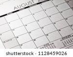 us national aviation day... | Shutterstock . vector #1128459026