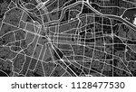 black white map city el paso   Shutterstock .eps vector #1128477530