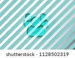 aqua color users icon on the...