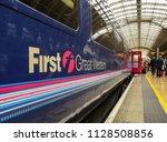 london  england   june 2018 ... | Shutterstock . vector #1128508856