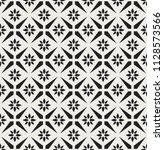 decorative tiles vector... | Shutterstock .eps vector #1128573566