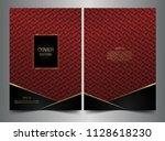 background cover design... | Shutterstock .eps vector #1128618230