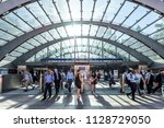 london  uk   june 26  2018 ... | Shutterstock . vector #1128729050