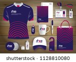 gift items business corporate...   Shutterstock .eps vector #1128810080