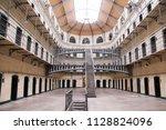 Stock photo kilmainham gaol famous prison in dublin ireland 1128824096