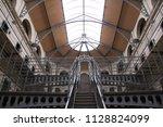 Stock photo kilmainham gaol famous prison in dublin ireland 1128824099