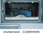 printing platform object... | Shutterstock . vector #1128844040