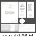 love   vine   italian theme... | Shutterstock .eps vector #1128871469