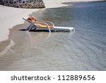 Forgotten Beach Lounger With...