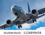 sharp  telephoto close up image ... | Shutterstock . vector #1128898658