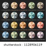 gradients set template ... | Shutterstock .eps vector #1128906119