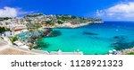 castro   beautiful coastal town ... | Shutterstock . vector #1128921323