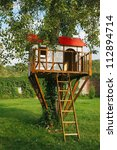 Cute Small Tree House For Kids...