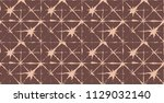 japanese kimono texture organic ...   Shutterstock .eps vector #1129032140