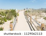 long beach island entrance and...   Shutterstock . vector #1129062113