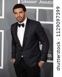 Small photo of LOS ANGELES - FEB 10: Drake arrives to the 2013 Grammy Awards on February 10, 2013 in Hollywood, CA