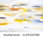 abstract art painting... | Shutterstock . vector #1129133780