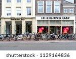 leiden  the netherlands   june...   Shutterstock . vector #1129164836