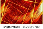 color abstract painting of... | Shutterstock . vector #1129198700