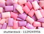 Gum. Colorful Confectionary...