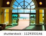 mexico  riviera maya  iberostar ...   Shutterstock . vector #1129353146
