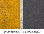 background of yellow black... | Shutterstock . vector #1129365560