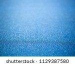 blue glitter and light... | Shutterstock . vector #1129387580