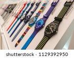 london   circa may  2018 ... | Shutterstock . vector #1129392950