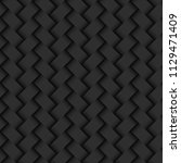 dark abstract background wicker ... | Shutterstock .eps vector #1129471409