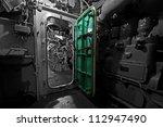 Inner Old Submarine   Wwii