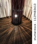 lights and shadows | Shutterstock . vector #1129483613