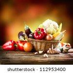 Healthy Organic Vegetables...