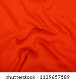 close up on crumpled knit...   Shutterstock . vector #1129657589