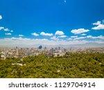 mexico city   chapultepec... | Shutterstock . vector #1129704914