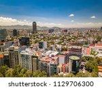 mexico city  mexico   circa... | Shutterstock . vector #1129706300