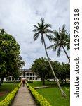 luang prapang  laos june 29... | Shutterstock . vector #1129763318