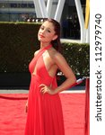 LOS ANGELES, CA - SEP 15: Ariana Grande at the Academy Of Television Arts & Sciences 2012 Creative Arts Emmy Awards held at Nokia Theater L.A. LIVE on September 15, 2012 in Los Angeles, California - stock photo