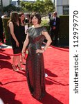LOS ANGELES, CA - SEP 15: Carrie Brownstein at the Academy Of Television Arts & Sciences 2012 Creative Arts Emmy Awards held at Nokia Theater L.A. LIVE on September 15, 2012 in Los Angeles, California - stock photo