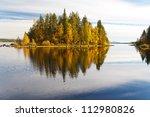 Autumn Landscape With A...