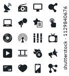 set of vector isolated black... | Shutterstock .eps vector #1129840676