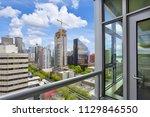 breathtaking view of seattle... | Shutterstock . vector #1129846550