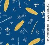 pattern  seamless texture of... | Shutterstock .eps vector #1129888160