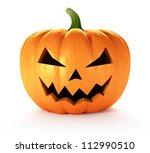 Scary Jack O Lantern Halloween...