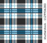 tartan seamless pattern.... | Shutterstock .eps vector #1129936283