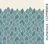 seamless abstract pattern.... | Shutterstock .eps vector #1129980818