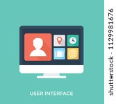 user interface  visual part of ...