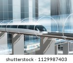 Modern City Transport. Concept...