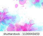 background with colorful... | Shutterstock .eps vector #1130043653
