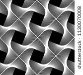 design seamless monochrome... | Shutterstock .eps vector #1130070008