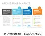minimalist product   service... | Shutterstock .eps vector #1130097590